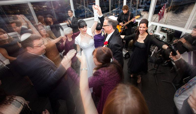 First Dance,chuppah,Hora,wedding,ceremony,Los Angeles,California,processional,LA